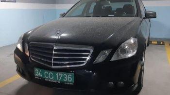 Suudi Başkonsolosun aracı Sultangazi'de bulundu