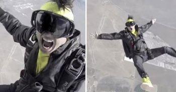 Ünlü rapçi uçakta klip çekerken düşüp hayatını kaybetti