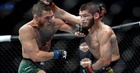 Kendisine 'Terörist' diyen rakibini Perişan Etmişti! Avar Türkü Khabib Nurmagomedov Kimdir? | UFC Unvan Maçı İZLE