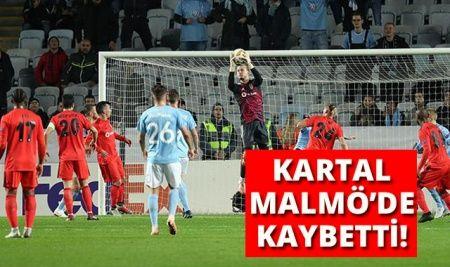 Malmö 2-0 Beşiktaş Maçı Özeti Golleri İZLE! Beşiktaş - Malmö kaç kaç bitti? ! Malmö BJK ÖZET