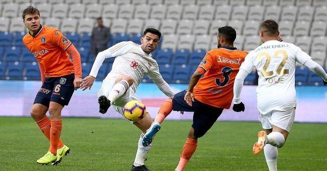 Başakşehir 0-1 Sivasspor MAÇI full özeti golleri İzle! Başakşehir Sivasspor maç özeti
