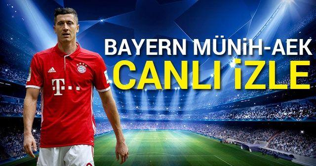 Bayern Münih AEK Şifresiz CANLI İZle AZ TV idman Tv,CBC Sports| Bayern Münih AEK Şifresiz Canlı Veren yabancı kanallar listesi