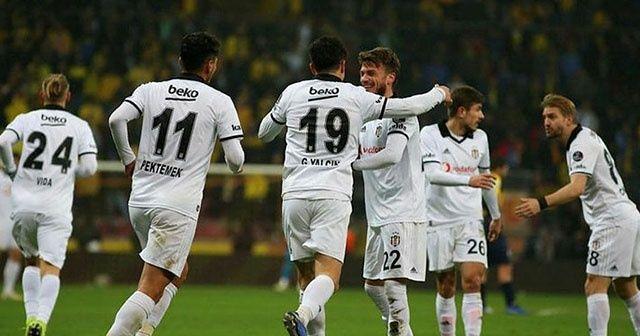 Beşiktaş'ın Sarpsborg maçı kadrosu belli oldu