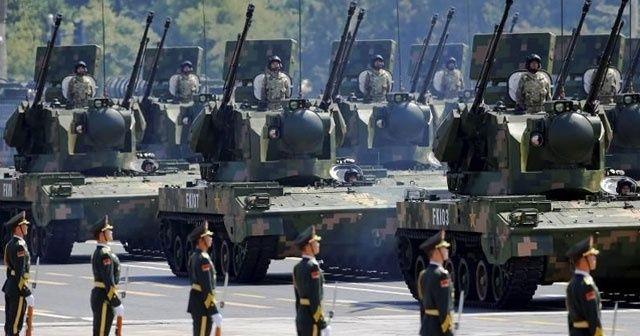 Çin yeni nesil silah için düğmeye bastı