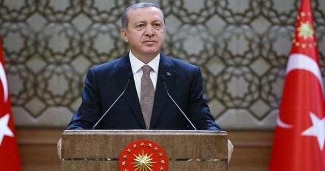 Cumhurbaşkanı Erdoğan'dan AB'ye terör eleştirisi