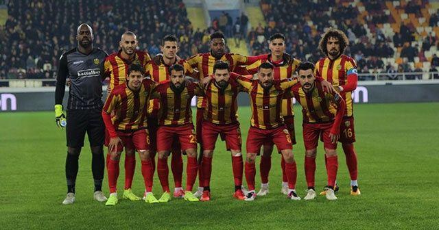 E. Yeni Malatyaspor kupada avantaj peşinde