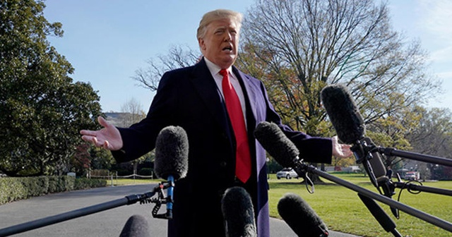 Eski avukatı kabul etti, Trump zorda!