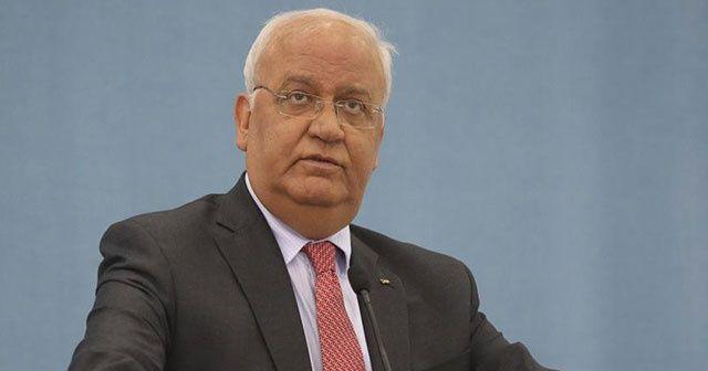 FKÖ Yürütme Konseyi Genel Sekreteri Ureykat: Trump Filistin aleyhine çalışıyor