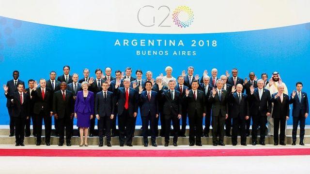 G-20 Zirvesi başladı!