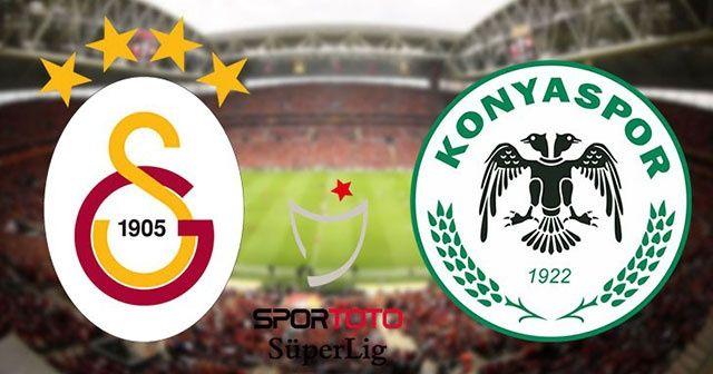 Galatasaray Konyaspor CANLI RADYO DİNLE ! GS Konya Canlı Veren radyo kanalları DİNLE
