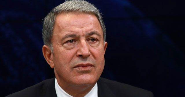 Hulusi Akar'da flaş 'FIR hattı' açıklaması