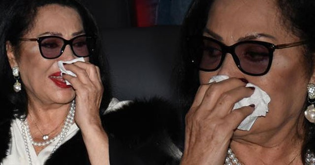 İsmi sinema salonuna verildi... Türkan Şoray gözyaşlarına boğuldu!