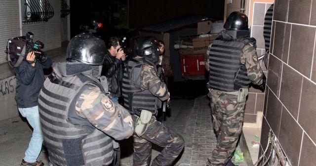 İstanbul'da uyuşturucu operasyonu! Polis düğmeye bastı...