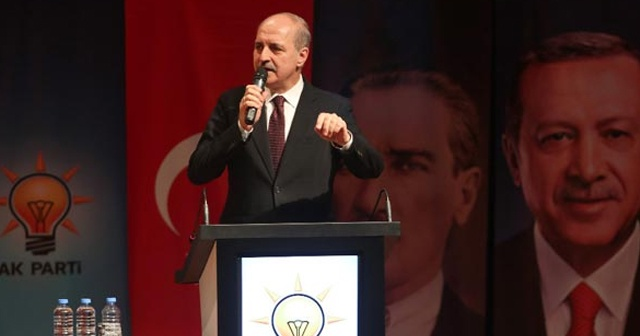 Kurtulmuş: AK Parti 81 milyon yurttaşın partisidir