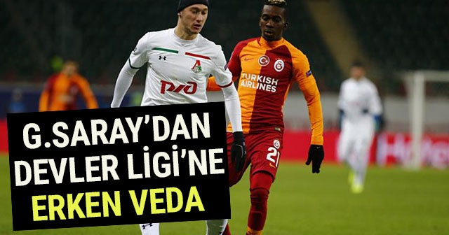 Lokomotiv Moskova Galatasaray MAÇI FULL Özeti Golleri İZLEE! Lokomotiv Moskova GS Maç Özeti