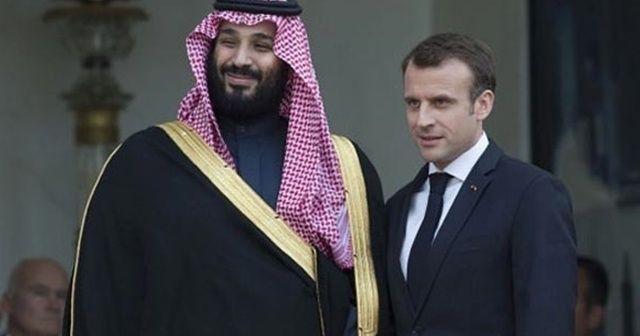 Macron G20 Zirvesi'nde Selman ile görüşecek