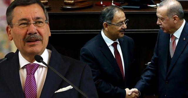 Melih Gökçek'ten 'Ankara' paylaşımı!