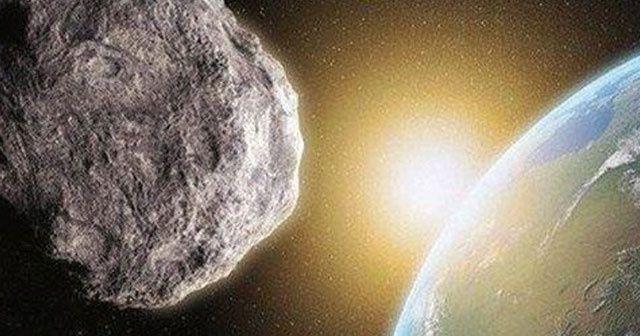 NASA, Dünya'ya çarpma riski bulunan asteroide konacak