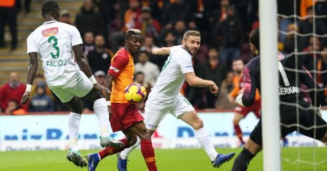 ÖZET İZLE Galatasaray 1-1 Konyaspor MAÇI ÖZETİ golleri izle! GS Konyaspor maç özeti VİDEO