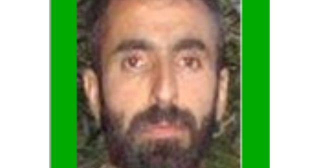 PKK'ya ağır darbe! Müslim Fırtına öldürüldü