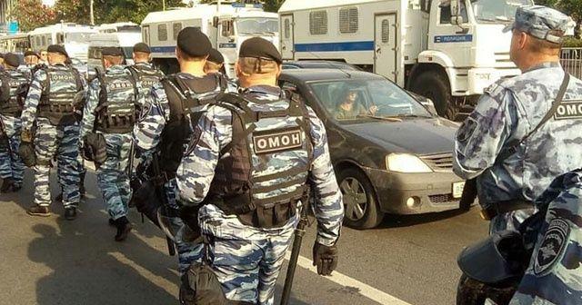 Rusya'da 7 alışveriş merkezinde bomba alarmı verildi