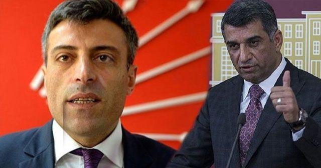 Son dakika: CHP'li vekiller Öztürk Yılmaz ve Gürsel Erol disipline sevk edildi