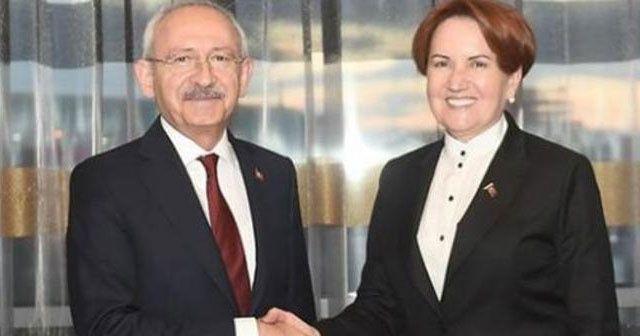 Son Dakika... Kılıçdaroğlu Akşener'i ziyaret edecek