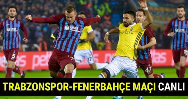 Trabzonspor Fenerbahçe MAÇI İNTERNETTEN CANLI İZLE! TS FB DERBİ Maçı PERİSCOPE ŞİFRESİZ CANLI İZLEE