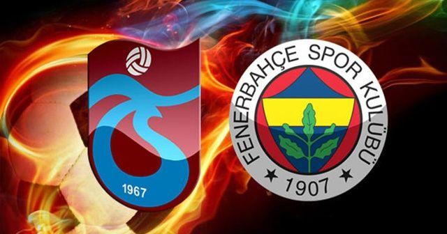 Trabzonspor - Fenerbahçe MAÇI ÖZET VE GOLLERİ İZLE! TS FB MAÇI KAÇ KAÇ BİTTİ? | Trabzonspor - Fenerbahçe Maç Sonucu: 2-1
