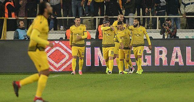Yeni Malatyaspor İstanbul'da kazanamıyor