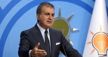 AK Parti Sözcüsü Çelik: Yaptırımların kaldırılması önemli bir aşama