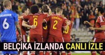 BELÇİKA İZLANDA MAÇI ÖZET İzle! Belçika İzlanda Şifresiz Veren Kanallar! AZ TV İdman TV CBC Sport ÖZET izle