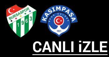 Bursaspor 1-2 Kasımpaşa Şifresiz canlı izle Az Tv idman Tv,CBC Sports| Bursa Kasımpaşa Şifresiz canlı veren yabancı kanallar listesi
