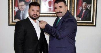 CHP'li meclis üyesi, partisinden istifa edip AK Parti'ye geçti