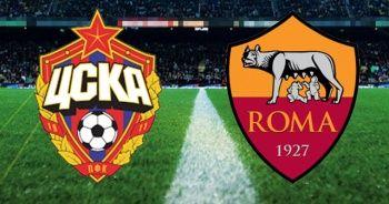 ÖZET İZLE: CSKA Moskova Roma geniş özeti golleri izle! Cengiz ünder gol attı mı? CSK Roma maçı Özet Video