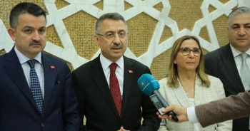 Cumhurbaşkanı Yardımcısı Oktay: Sudan ile iyi bir yoldayız