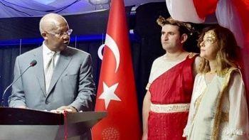 Dışişleri Bakanlığı Uganda'daki Türkiye Büyükelçisi'nin geri çağrıldığını duyurdu