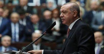 Erdoğan: 'Bizim de jestimiz olacak'