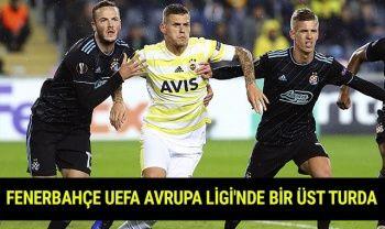 Fenerbahçe Dinamo Zagreb MAÇI full özeti izle! FB Dinamo Zagreb maçı kaç kaç bitti? Maç özet videosu