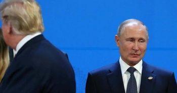 G-20'ye damga vuran fotoğraf! Trump ve Putin...