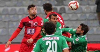 Gençlerbirliği Giresunspor maçı özeti ve golleri İZLE! Gençlerbirliği Giresunspor maçı kaç kaç bitti?
