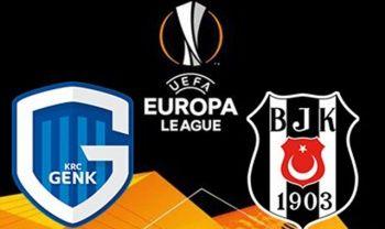 Genk Beşiktaş MAÇI ÖZETİ İZLE 1-1! GENK Beşiktaş Maçı GOLLERİ İZLE!
