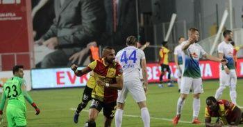 Göztepe - Çaykur Rizespor 2-0 Maçı Özeti ve Golleri İzle! Göztepe Rizespor Maçı Kaç Kaç Bitti?