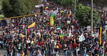 Kolombiya'da protestolar devam ediyor