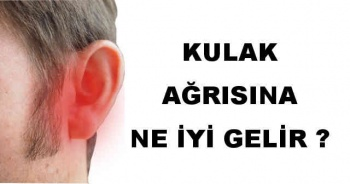 Kulak ağrısına ne iyi gelir ne geçirir, Kulak ağrısı evde tedavi yöntemleri