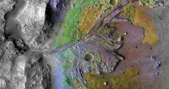 NASA'nın yeni keşif aracı Mars'ta Jezero kraterine inecek