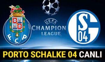 Porto-Schalke 04 Maçı Canlı İzle! Şifresiz Veren Kanallar Var Mı? Porto Schalke Beinsport CBC sport az tv idmantv canlı izle
