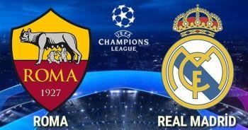 Roma 0-2 Real Madrid Maçı GENİŞ ÖZETİ! Roma Real Madrid MAÇ SONUCU ÖZETİ ve GOLLERİ