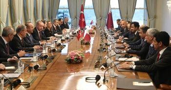 Türkiye-Katar Yüksek Stratejik Komite 4. Toplantısı gerçekleştirildi