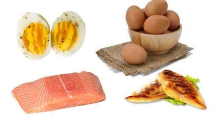 Yumurta diyeti ile haftada 12 kilo verdiren diyet listesi